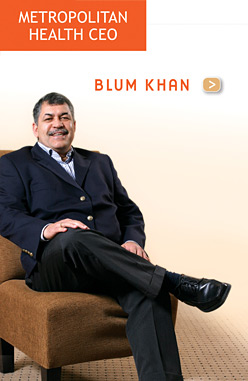 Meet our CEO - Blum Khan